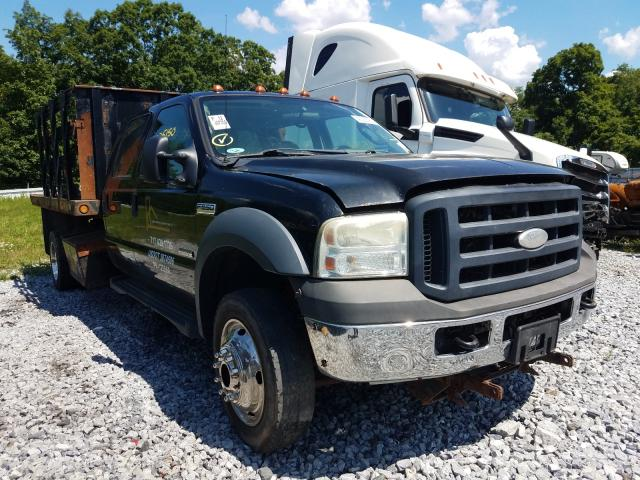 Ford F550 Super salvage cars for sale: 2007 Ford F550 Super