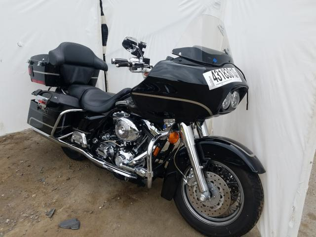 Salvage cars for sale from Copart Waldorf, MD: 2003 Harley-Davidson Fltri