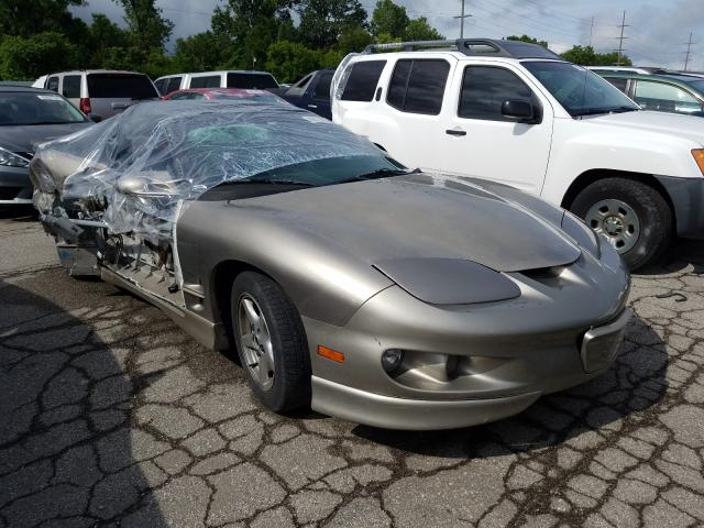 Pontiac Firebird salvage cars for sale: 2000 Pontiac Firebird