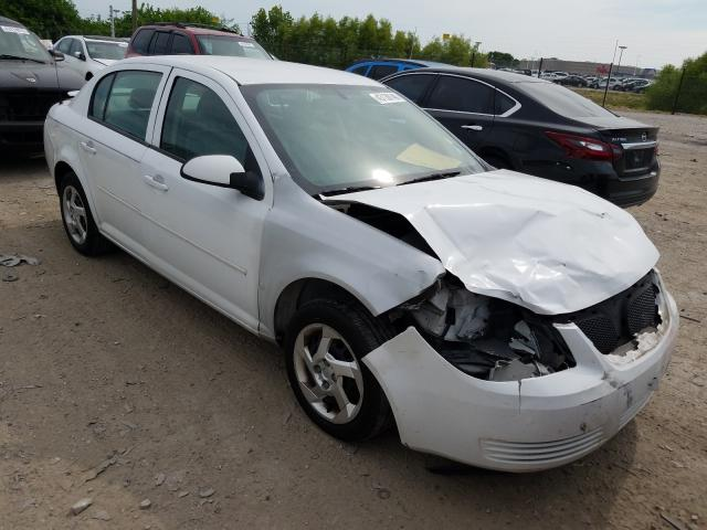 Salvage cars for sale from Copart Indianapolis, IN: 2008 Pontiac G5 SE