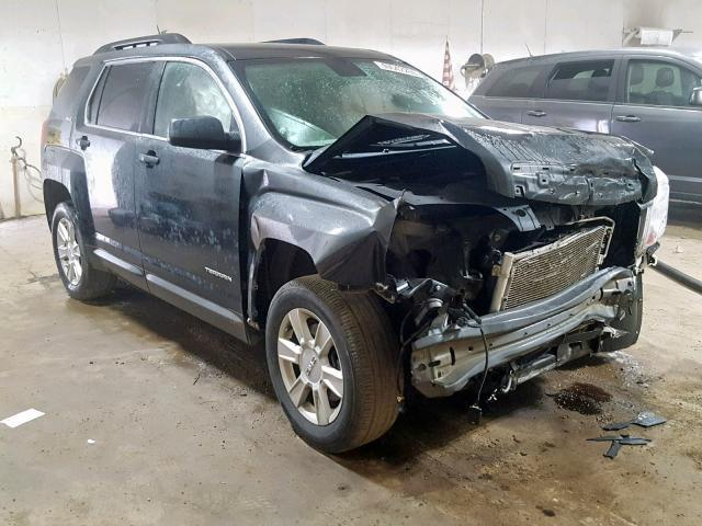 GMC Terrain SL salvage cars for sale: 2013 GMC Terrain SL