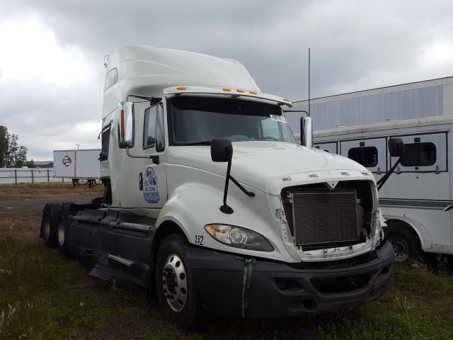 International salvage cars for sale: 2016 International Prostar