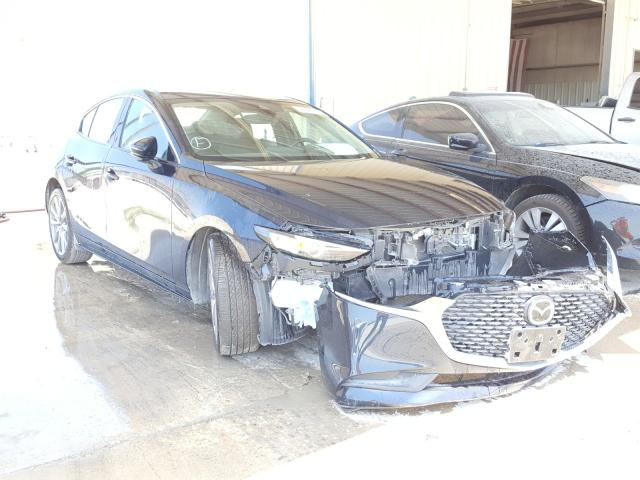 Mazda 3 Select salvage cars for sale: 2020 Mazda 3 Select