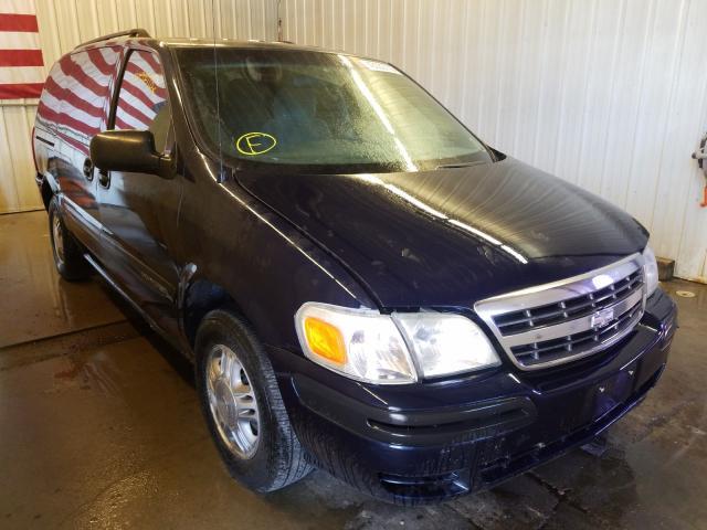 Salvage 2005 Chevrolet VENTURE LS for sale