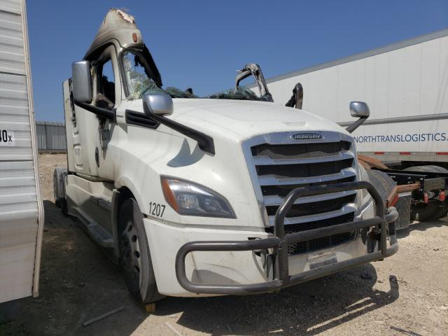 Salvage cars for sale from Copart Temple, TX: 2019 Freightliner Cascadia 1