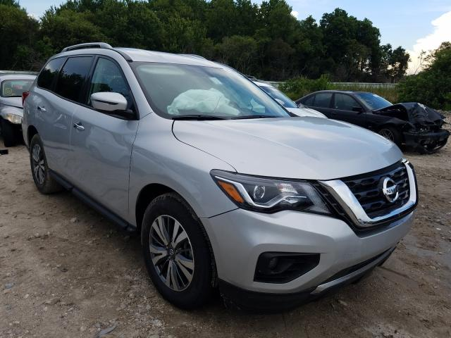 Vehiculos salvage en venta de Copart Riverview, FL: 2020 Nissan Pathfinder