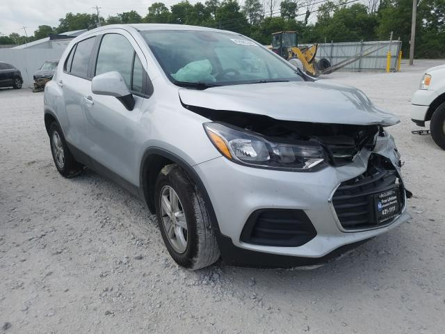 Salvage cars for sale from Copart Walton, KY: 2020 Chevrolet Trax LS