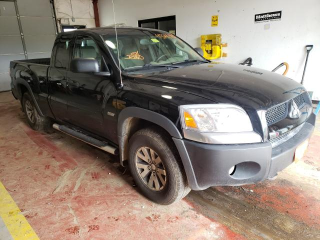 Mitsubishi Raider DUR salvage cars for sale: 2006 Mitsubishi Raider DUR