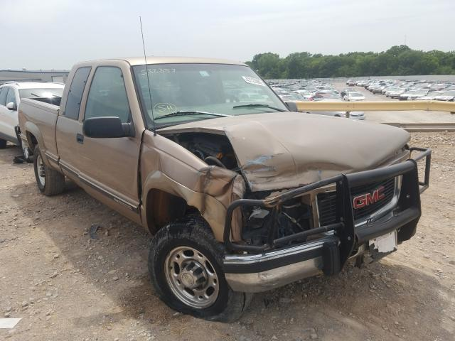 GMC Sierra K25 salvage cars for sale: 1997 GMC Sierra K25