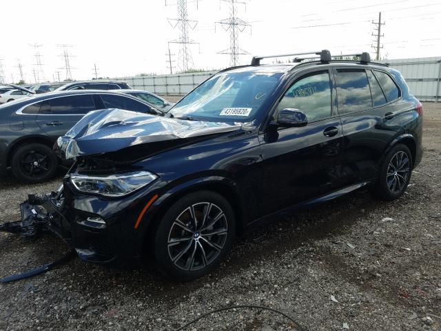 из сша 2020 BMW X5 XDRIVE40I 5UXCR6C00L9B19640