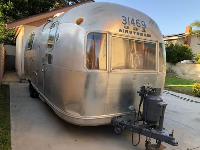 Airstream Land Yacht salvage cars for sale: 1973 Airstream Land Yacht