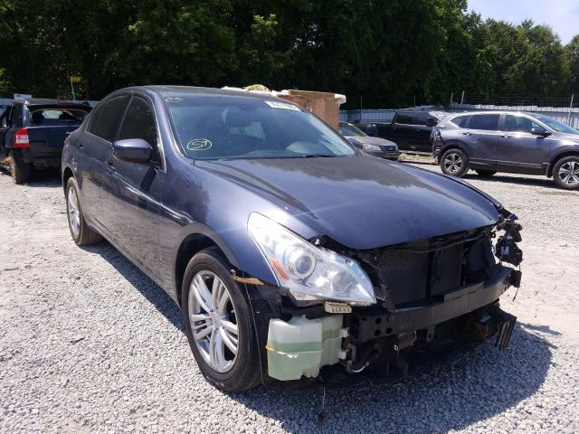 Salvage cars for sale from Copart London, ON: 2010 Infiniti G37