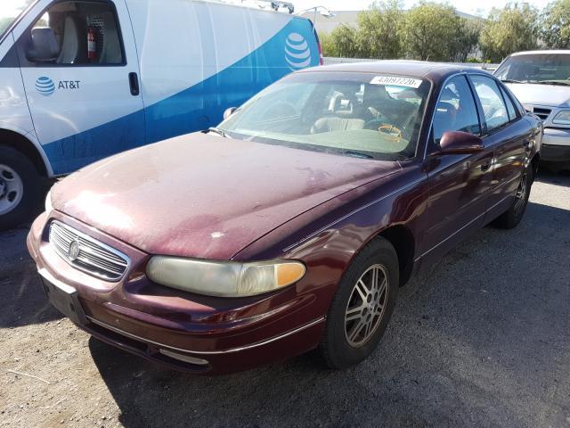 salvage title 1999 buick regal sedan 4d 3 8l for sale in las vegas nv 43097220 a better bid car auctions