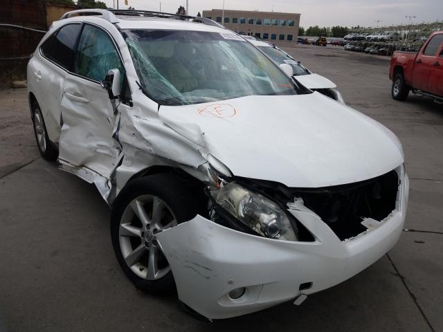 Vehiculos salvage en venta de Copart Littleton, CO: 2011 Lexus RX 350
