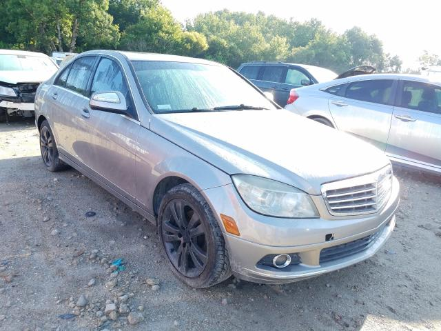 Vehiculos salvage en venta de Copart Riverview, FL: 2008 Mercedes-Benz C300