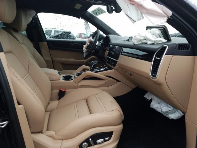 2020 Porsche CAYENNE | Vin: WP1AA2AY8LDA07503