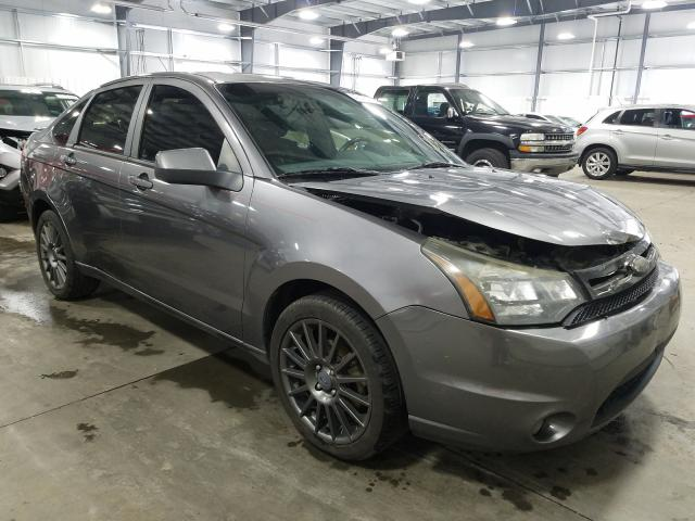 Ford Focus SES salvage cars for sale: 2010 Ford Focus SES