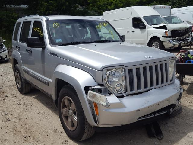 Jeep Liberty SP salvage cars for sale: 2011 Jeep Liberty SP