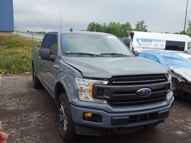 Ford salvage cars for sale: 2020 Ford F150 Super