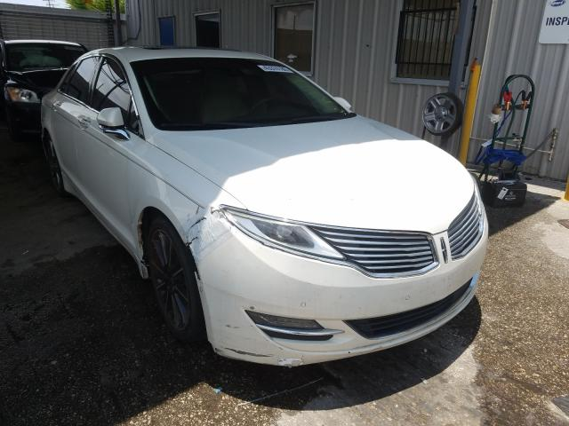 Lincoln MKZ Hybrid salvage cars for sale: 2013 Lincoln MKZ Hybrid