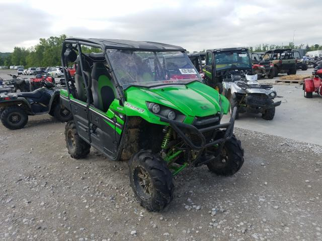 2016 Kawasaki KRT800 C for sale in Alorton, IL