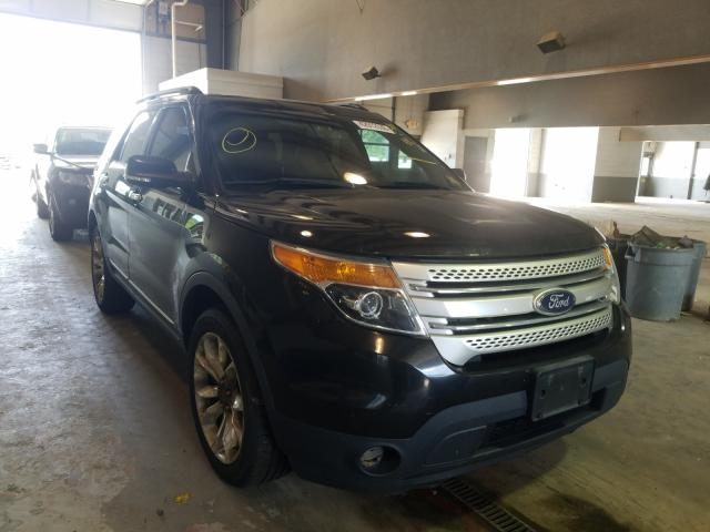 Vehiculos salvage en venta de Copart Sandston, VA: 2013 Ford Explorer X
