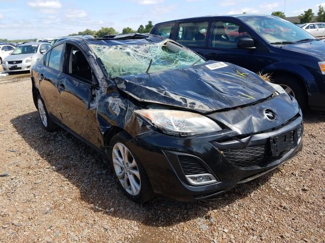 Mazda 3 S salvage cars for sale: 2010 Mazda 3 S