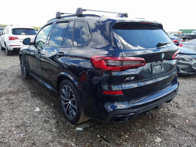 купить 2020 BMW X5 XDRIVE40I 5UXCR6C00L9B19640