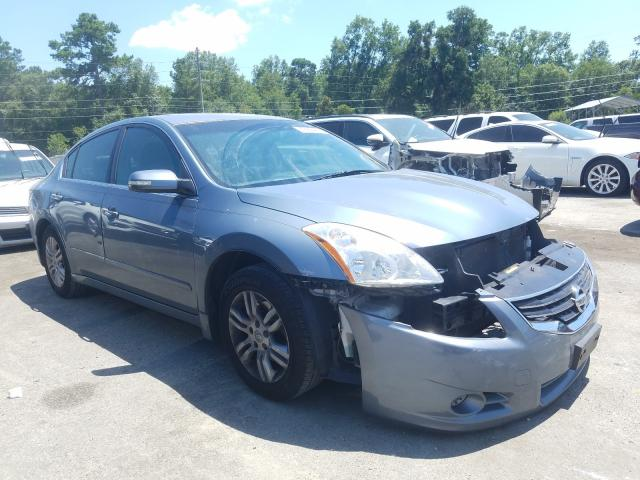 Salvage cars for sale from Copart Savannah, GA: 2011 Nissan Altima Base