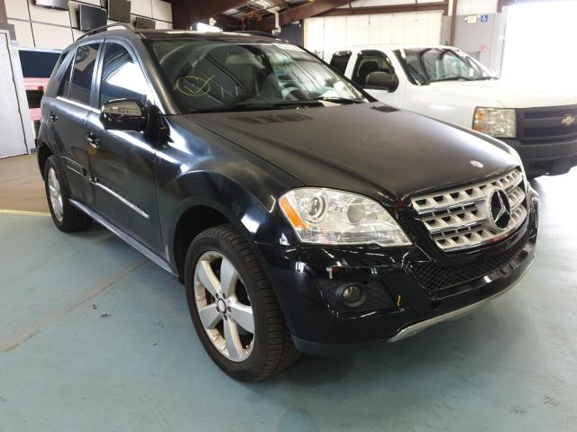 Mercedes-Benz Vehiculos salvage en venta: 2010 Mercedes-Benz ML 350
