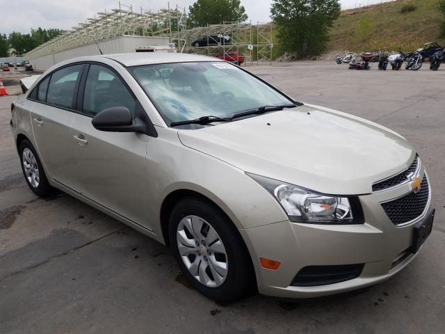 2013 Chevrolet Cruze LS en venta en Littleton, CO