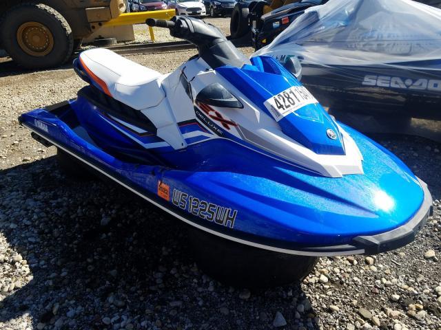Salvage 2019 Yamaha JETSKI for sale