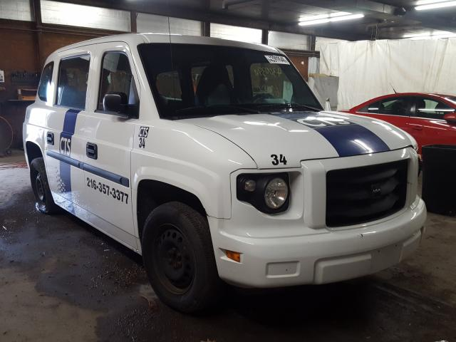American General Vehiculos salvage en venta: 2015 American General VPG MV1