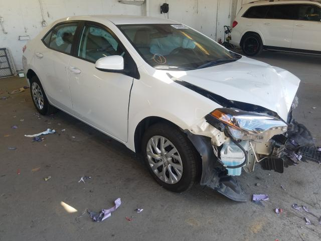 Salvage cars for sale at Portland, OR auction: 2019 Toyota Corolla L