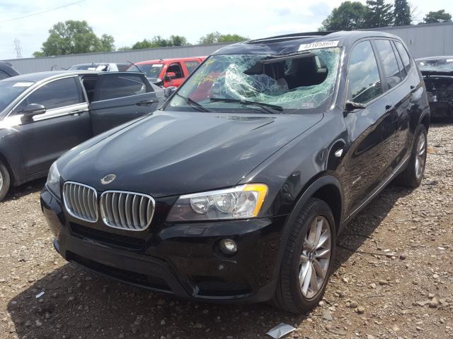 из сша 2014 BMW X3 XDRIVE28I 5UXWX9C57E0D11791