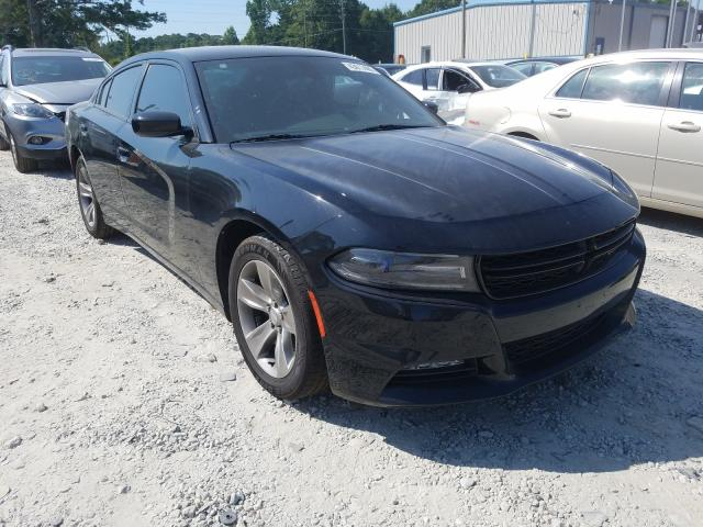 Salvage cars for sale from Copart Loganville, GA: 2017 Dodge Charger SX
