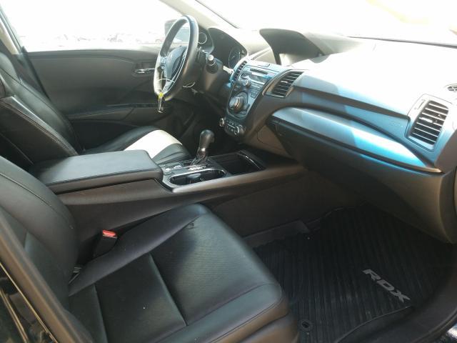 2014 Acura RDX | Vin: 5J8TB3H5XEL015735