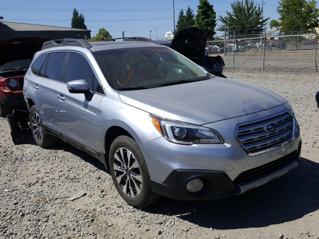 Salvage cars for sale from Copart Eugene, OR: 2017 Subaru Outback 3