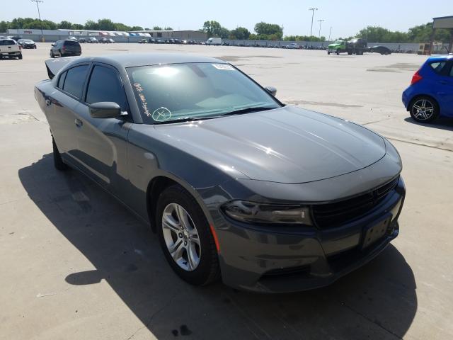 Vehiculos salvage en venta de Copart Wilmer, TX: 2018 Dodge Charger SX