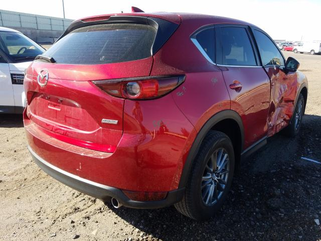 цена в сша 2018 MAZDA CX-5 SPORT JM3KFBBM1J0325199