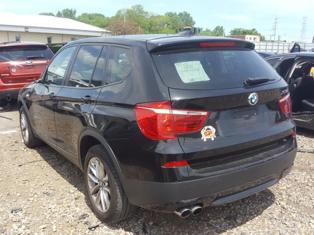 купить 2014 BMW X3 XDRIVE28I 5UXWX9C57E0D11791