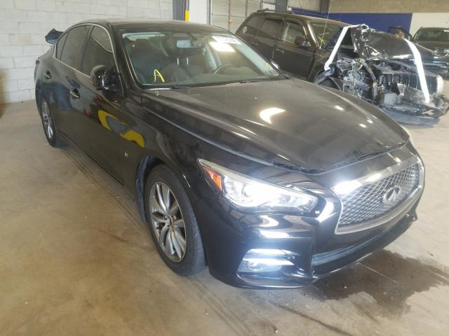 2014 Infiniti Q50 Base en venta en York Haven, PA