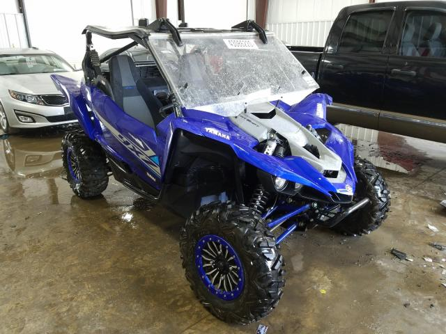 Salvage cars for sale from Copart West Mifflin, PA: 2020 Yamaha YXZ1000