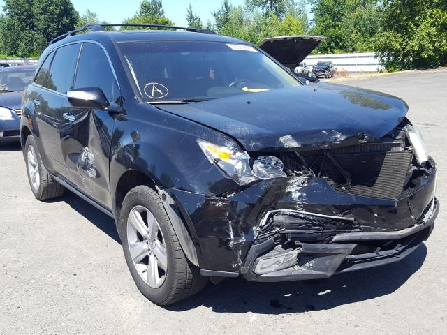 Acura salvage cars for sale: 2011 Acura MDX Techno
