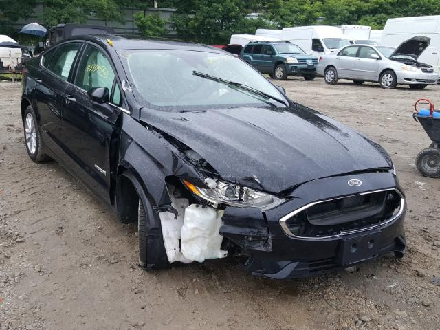 Ford salvage cars for sale: 2019 Ford Fusion SE