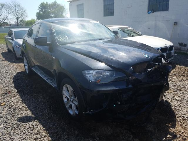 BMW X6 XDRIVE3 salvage cars for sale: 2012 BMW X6 XDRIVE3