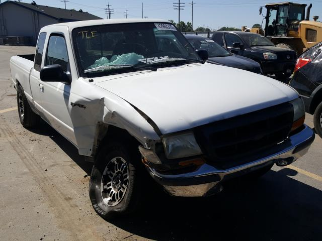 Ford Ranger SUP salvage cars for sale: 1998 Ford Ranger SUP