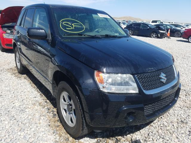 Suzuki Grand Vitara salvage cars for sale: 2009 Suzuki Grand Vitara
