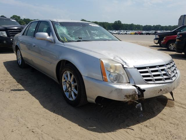 Cadillac salvage cars for sale: 2010 Cadillac DTS Luxury