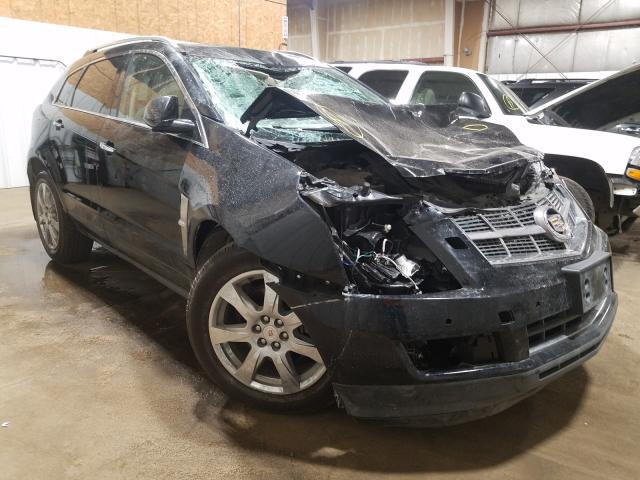 Cadillac salvage cars for sale: 2011 Cadillac SRX Premium